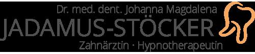 Zahnarztpraxis Jadamus-Stöcker Logo